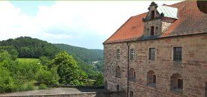 Blick von der Plassenburg ins Kulmbacher Land