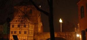 Teufelswerk und Hexenkunst - Bamberg schaurig schön bei Nacht