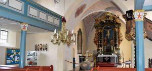 Ev. Kirche in Uehlfeld