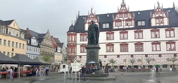 Coburg und Veste Coburg – Fürstenpracht und Burgenmacht